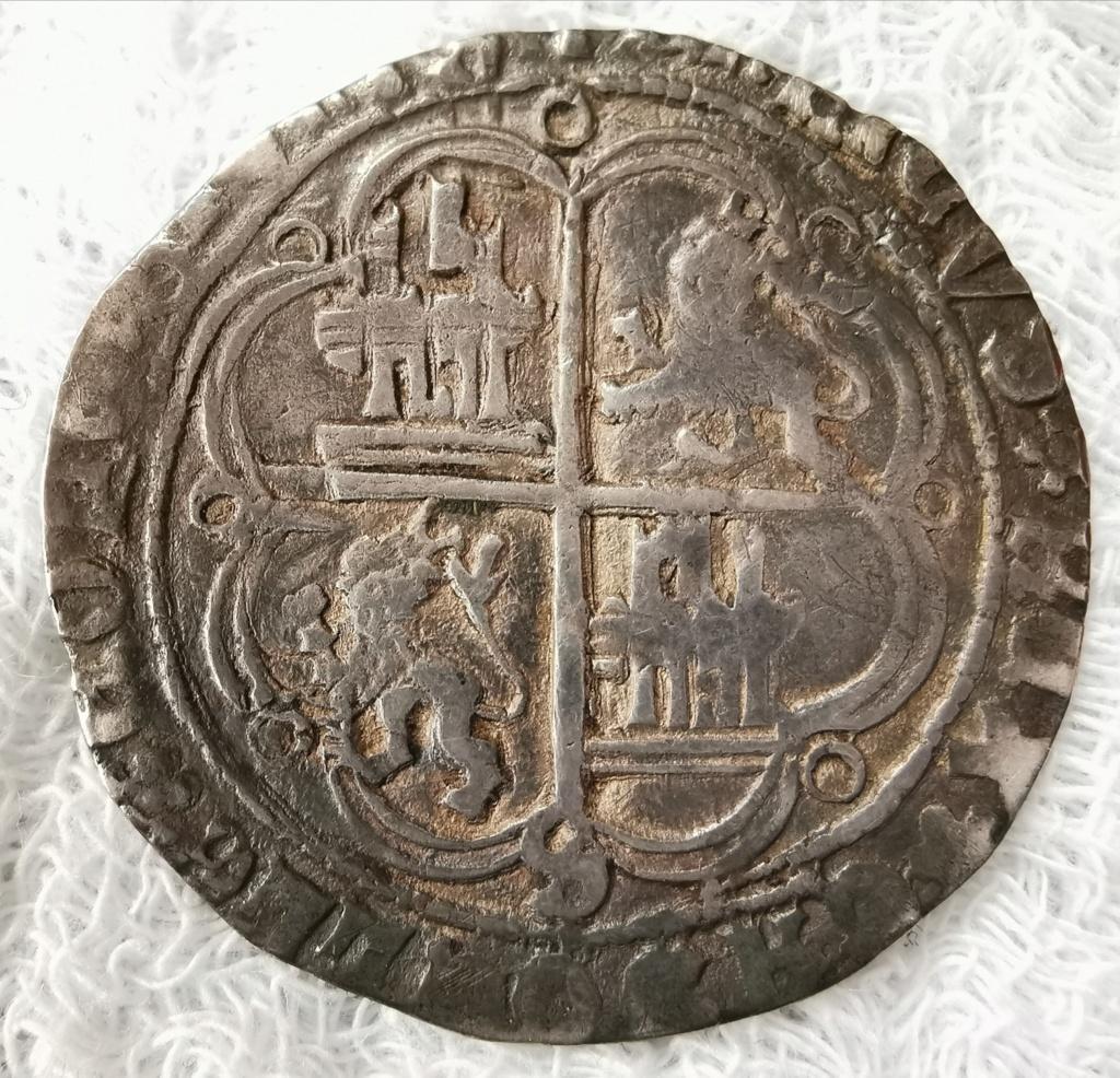1 Real Enrique IV - El Impotente. Sevilla (1454-1474) Reino de Castilla y León Img_2077