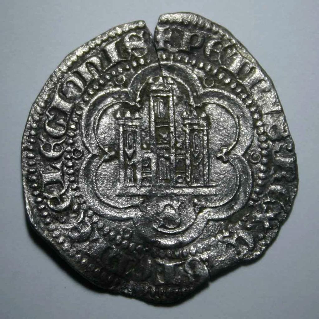 2 Maravedís Pedro I  El Cruel. Sevilla (1350-1368) Pedro_10