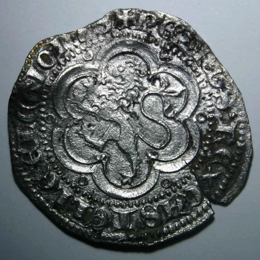 2 Maravedís Pedro I  El Cruel. Sevilla (1350-1368) Pedro_11