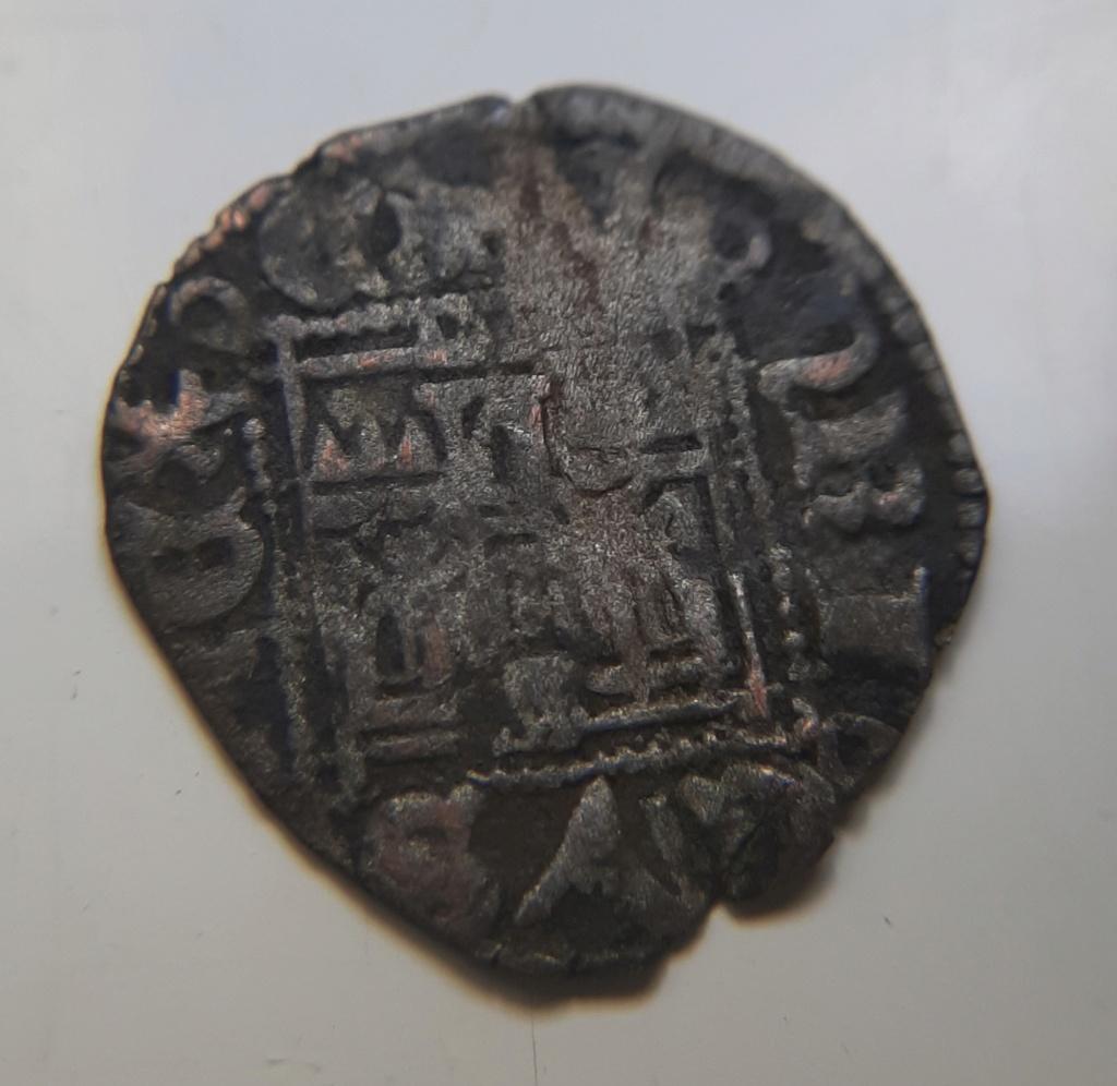 Dinero noven de Enrique II. ¿Burgos? 20200817