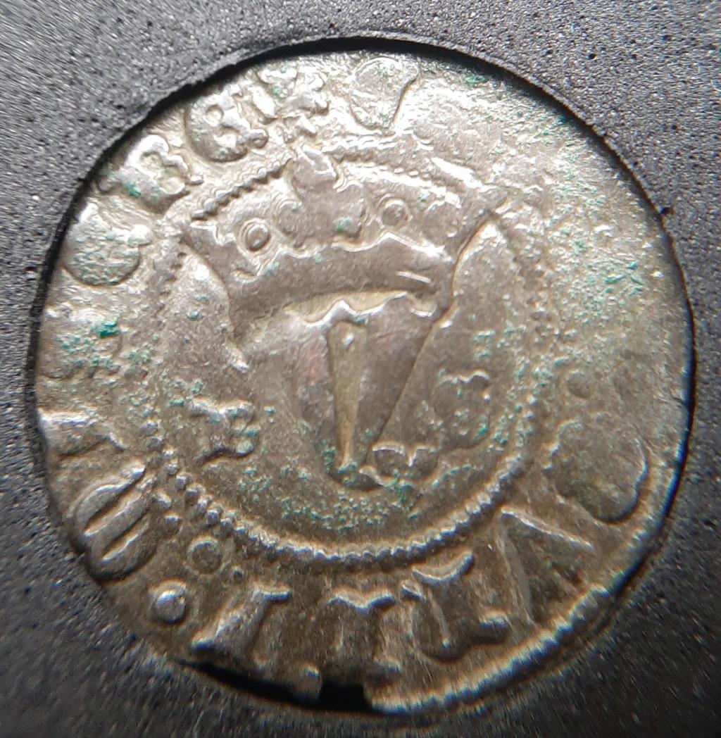 Blanco del Agnus dei de Burgos. Juan I. 20201110