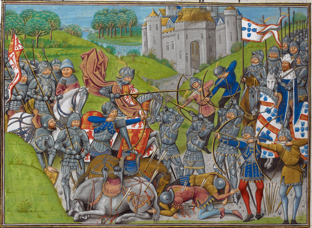 Blanco del Agnus dei de Burgos. Juan I. Batall11