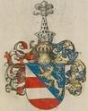 La casa de Habsburgo y su escudo de armas  300px-11