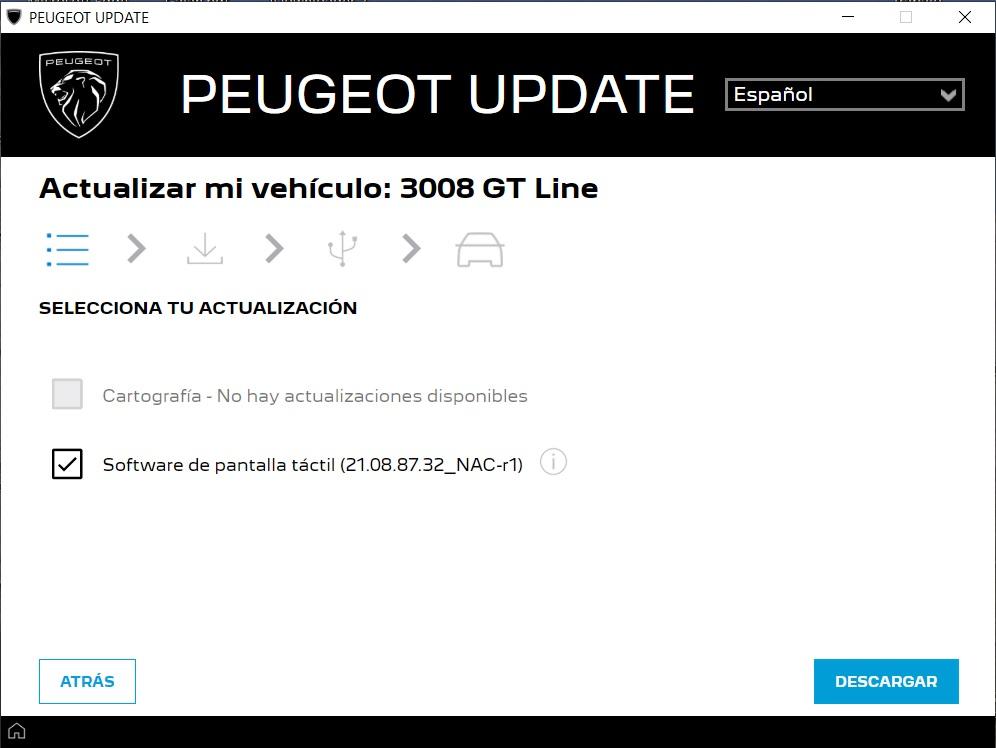 Nueva actualización de software pantalla táctil 21.08.87.32_NAC-r1  19/04/21 311