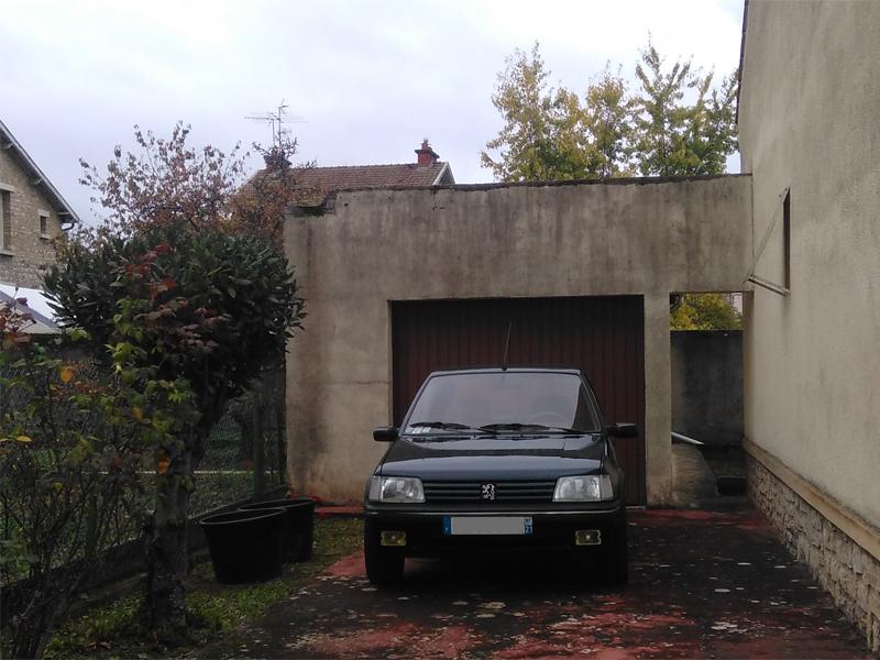 [60] 205 Gentry - 105cv - AM92 - Vert Sorrento Essai10