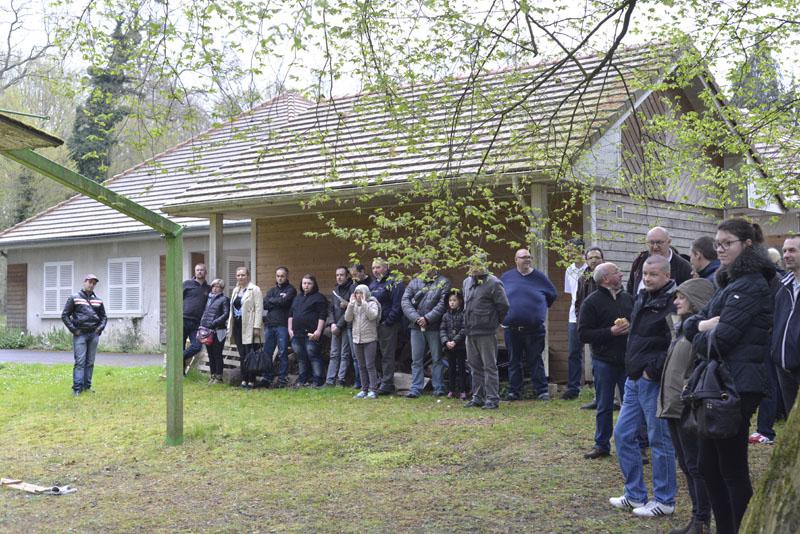 [60] Balade au pays du Grand Condé - 09 et 10 Avril 2016 Tambou12