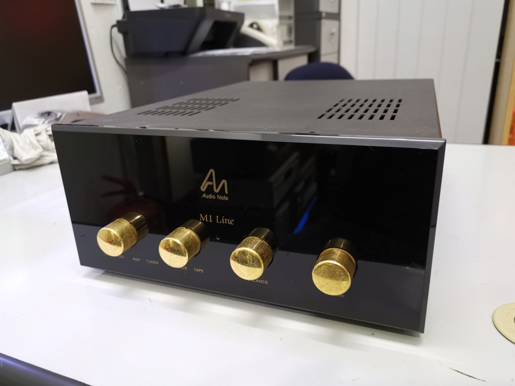 Audio note m1 line pre amp (sold)  Img_2038