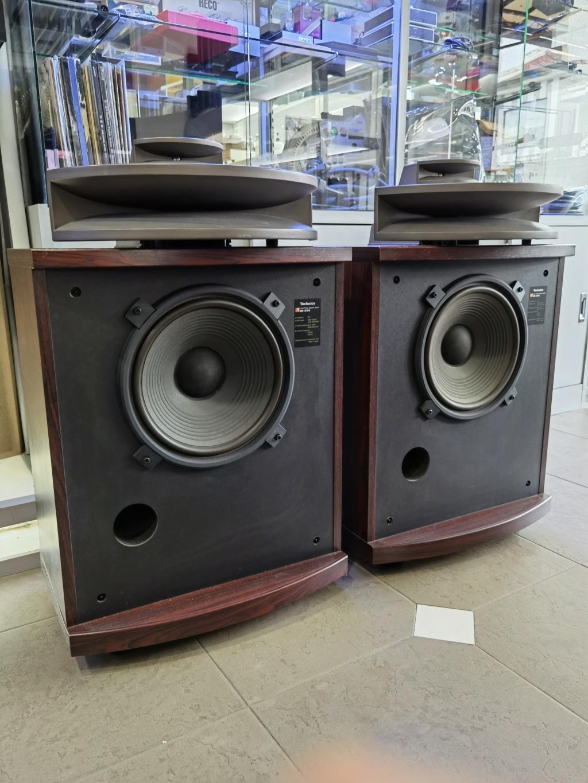 Technics SB-E100 linear phase speaker (used)  Img_2053