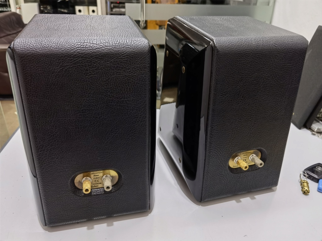 Sonus faber concertino (used) sold Img_2084