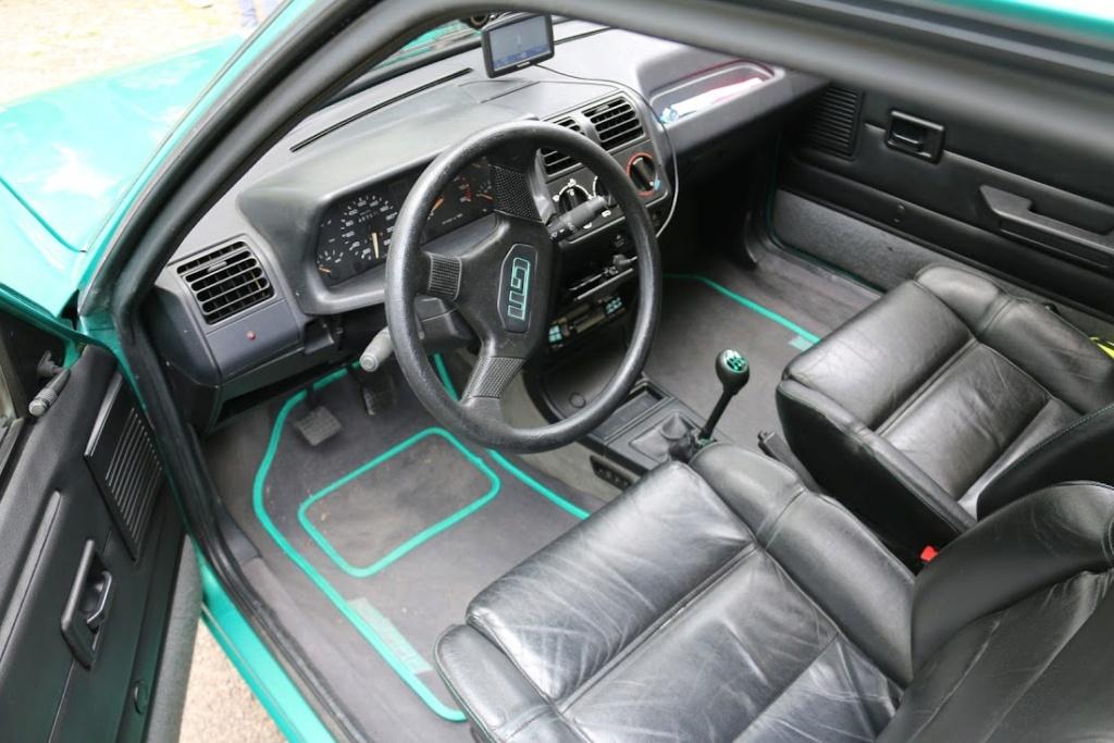 [58] 205 GTi Griffe - 130cv - AM91 - Vert Fluorite  Img_6910