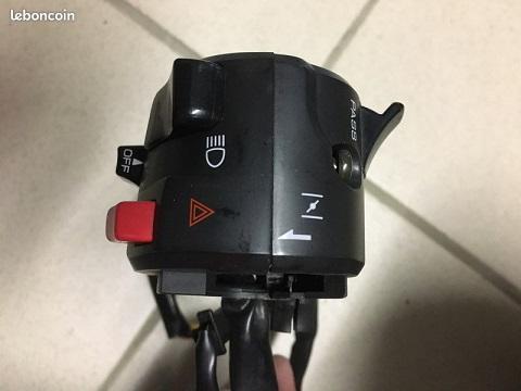 Commodo gauche avec starter et warning 1ccd9210