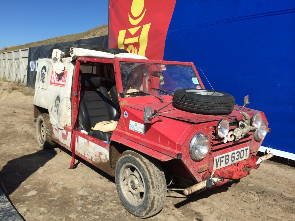 Mk3 back from Mongolia  60b20110