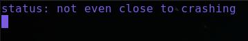 CONCEPT: ourWorld crash/close to crash detection script Screen10