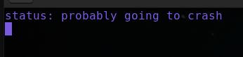 CONCEPT: ourWorld crash/close to crash detection script Screen11