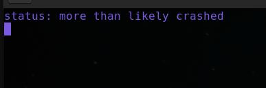 CONCEPT: ourWorld crash/close to crash detection script Screen12