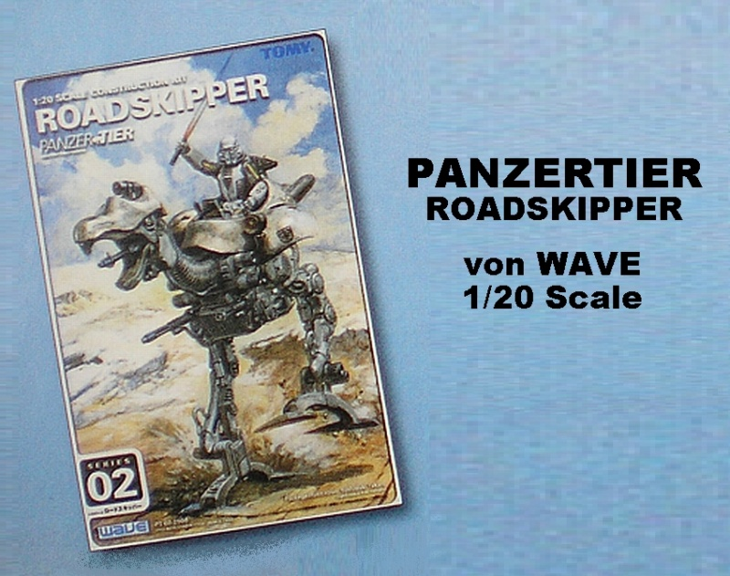 Panzertier / Tomy, 1:20 Pt0110