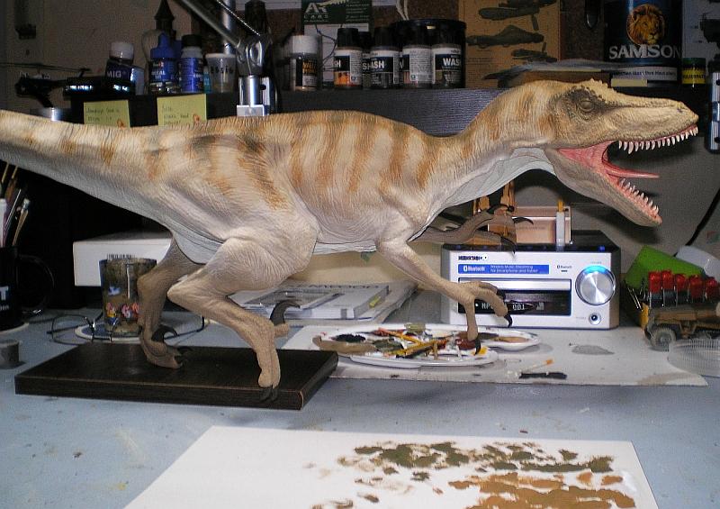 Velociraptor Velo0510