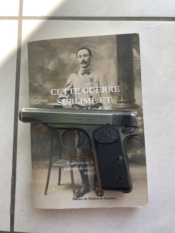 Identification BROWNING 1910 6e4bd110