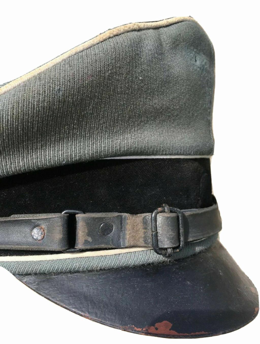 authentification casquette allemande 66610