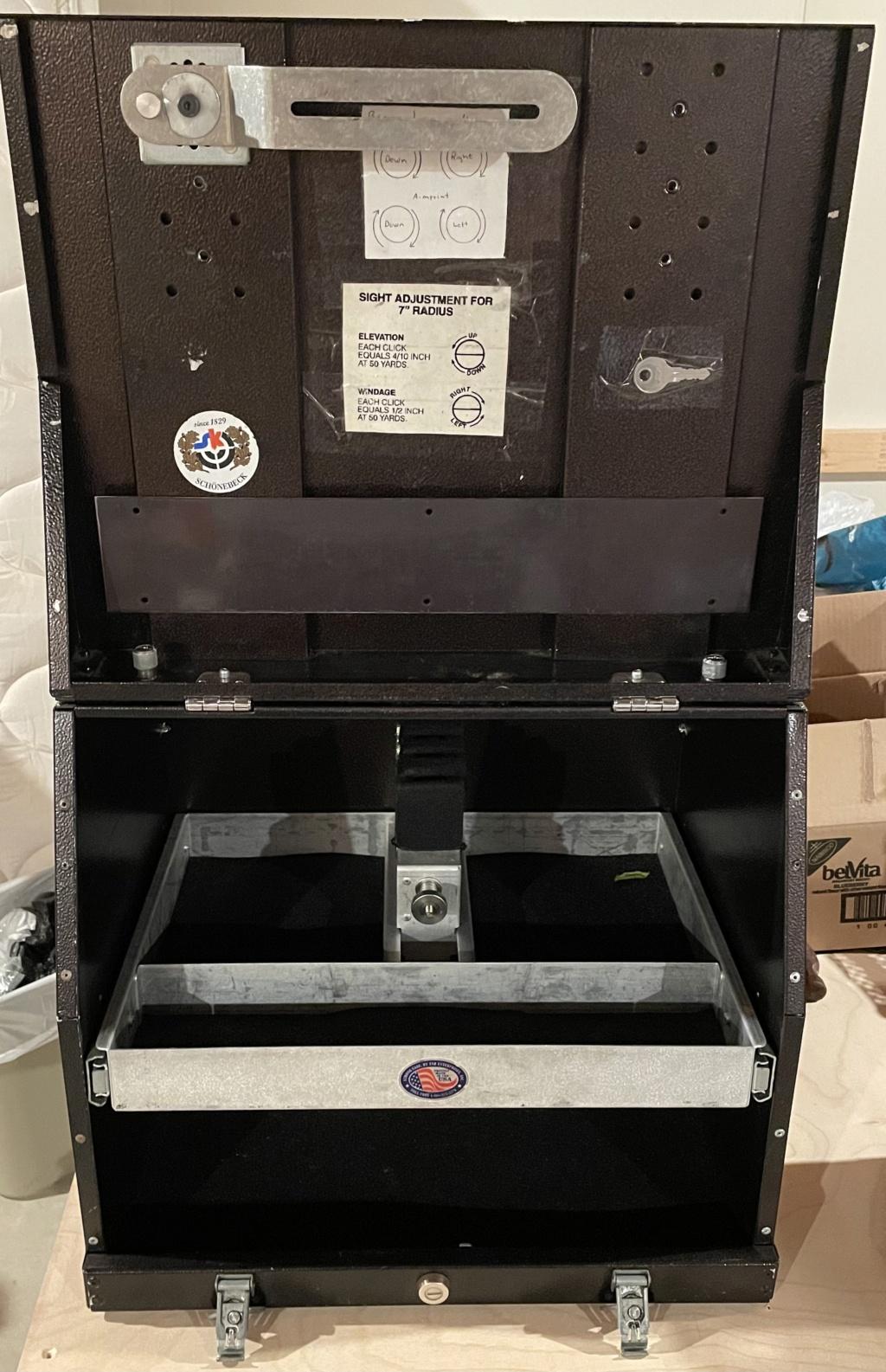 SOLD - Strong Case 4 Gun Box 2276eb10