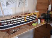HMS Victory (bois & impression 3D) de sworkz 100710