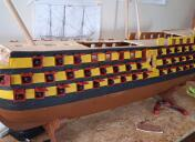 HMS Victory (bois & impression 3D) de sworkz 101410