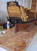 HMS Victory (bois & impression 3D) de sworkz 104610