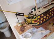 HMS Victory (bois & impression 3D) de sworkz 122610
