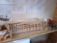 HMS Victory (bois & impression 3D) de sworkz 64310