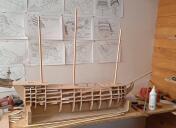 HMS Victory (bois & impression 3D) de sworkz 68710
