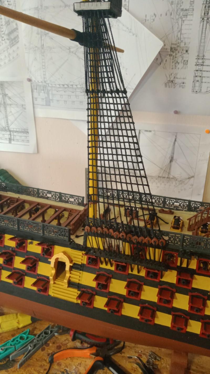 HMS Victory (bois & impression 3D) de sworkz Img-2011