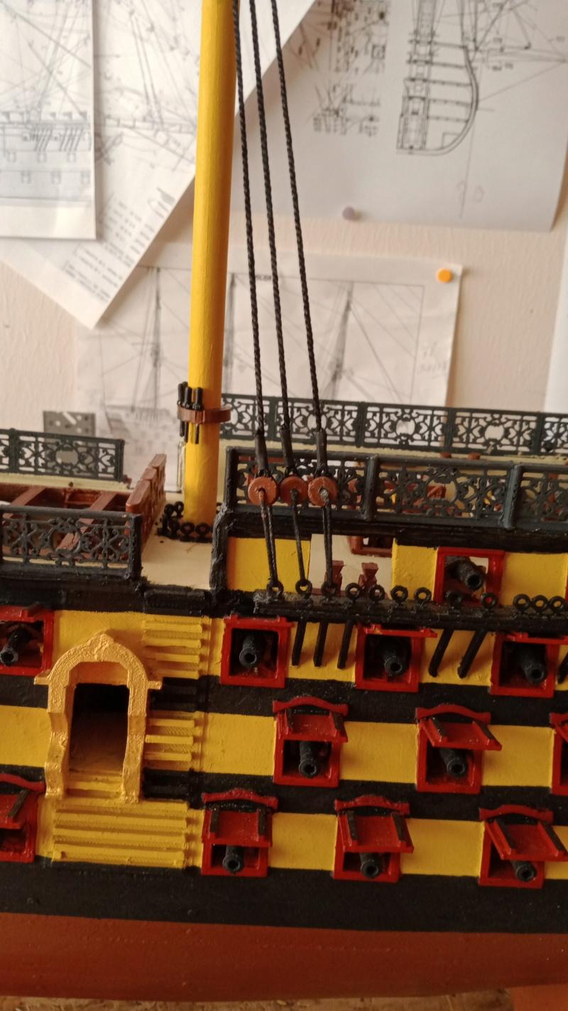 HMS Victory (bois & impression 3D) de sworkz Img-2012