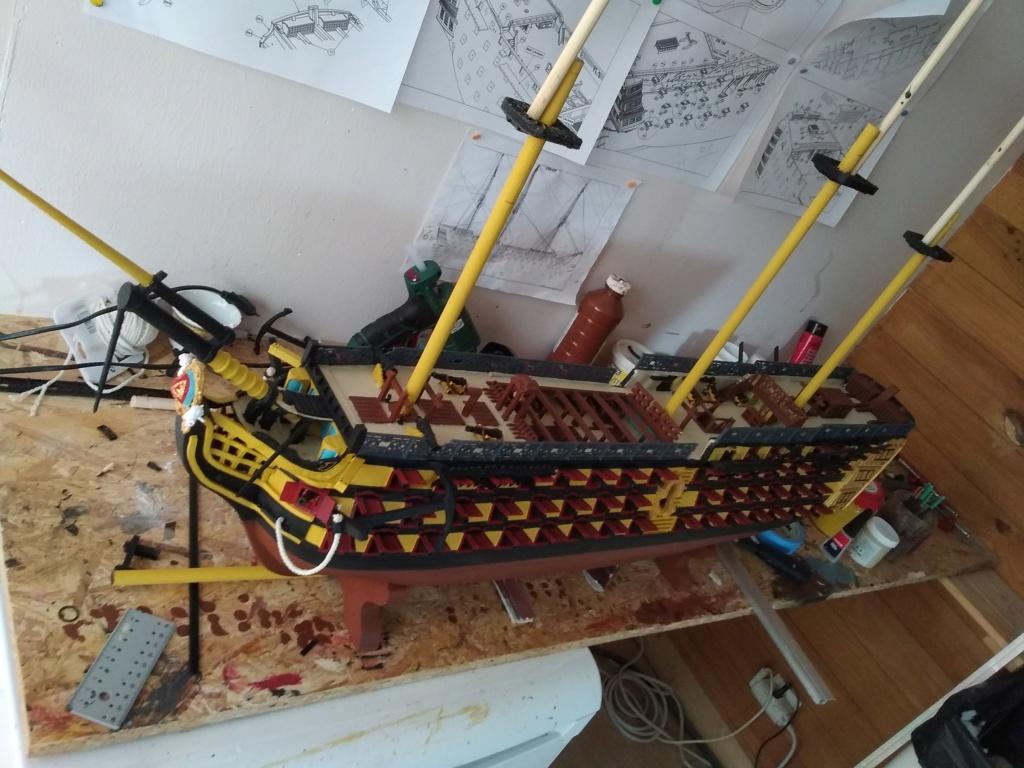 HMS Victory (bois & impression 3D) de sworkz Img_2012