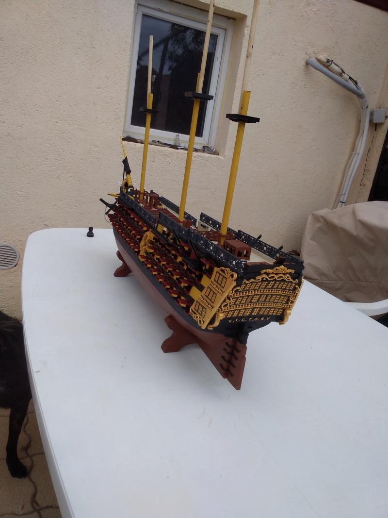 HMS Victory (bois & impression 3D) de sworkz Img_2013