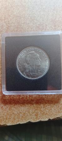 1 Escudo 1951 (República Portuguesa) 20210811