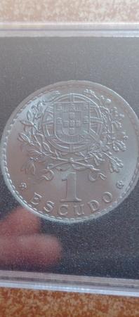 1 Escudo 1951 (República Portuguesa) 20210812