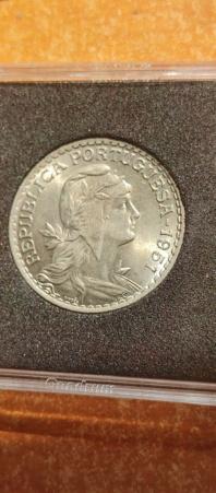 1 Escudo 1951 (República Portuguesa) 20210813