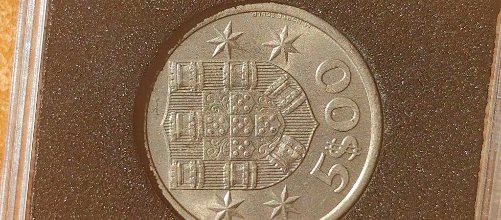 5 Escudos 1965 (República Portuguesa) 20210816
