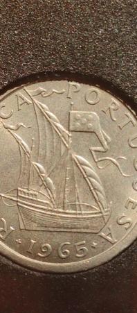 5 Escudos 1965 (República Portuguesa) 20210817