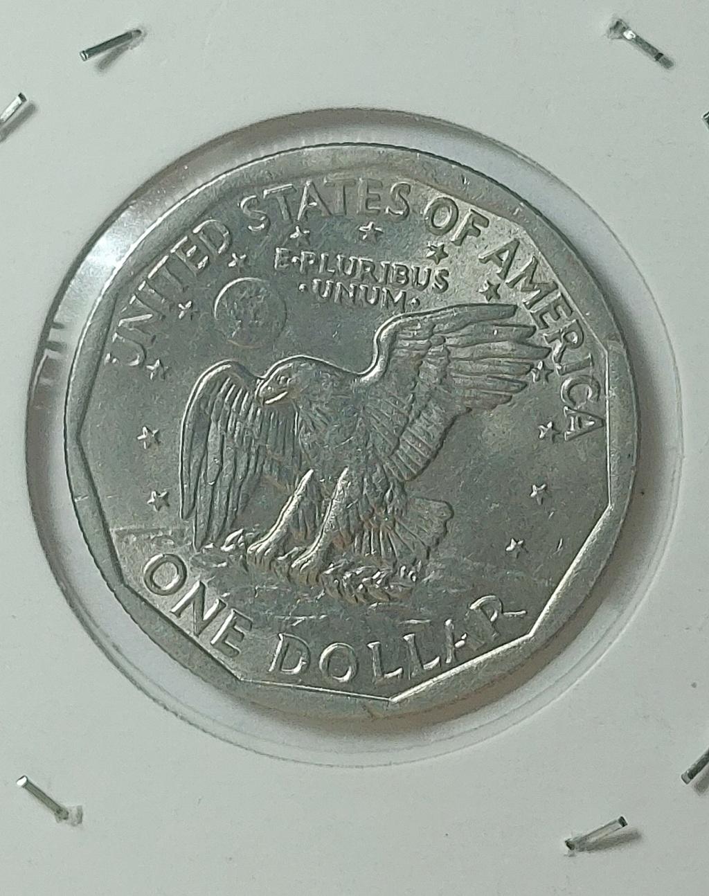 ONE DOLLAR (USA) 1979 - Susan B. 20210841