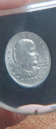 ONE DOLLAR (USA) 1979 - Susan B. 20210846