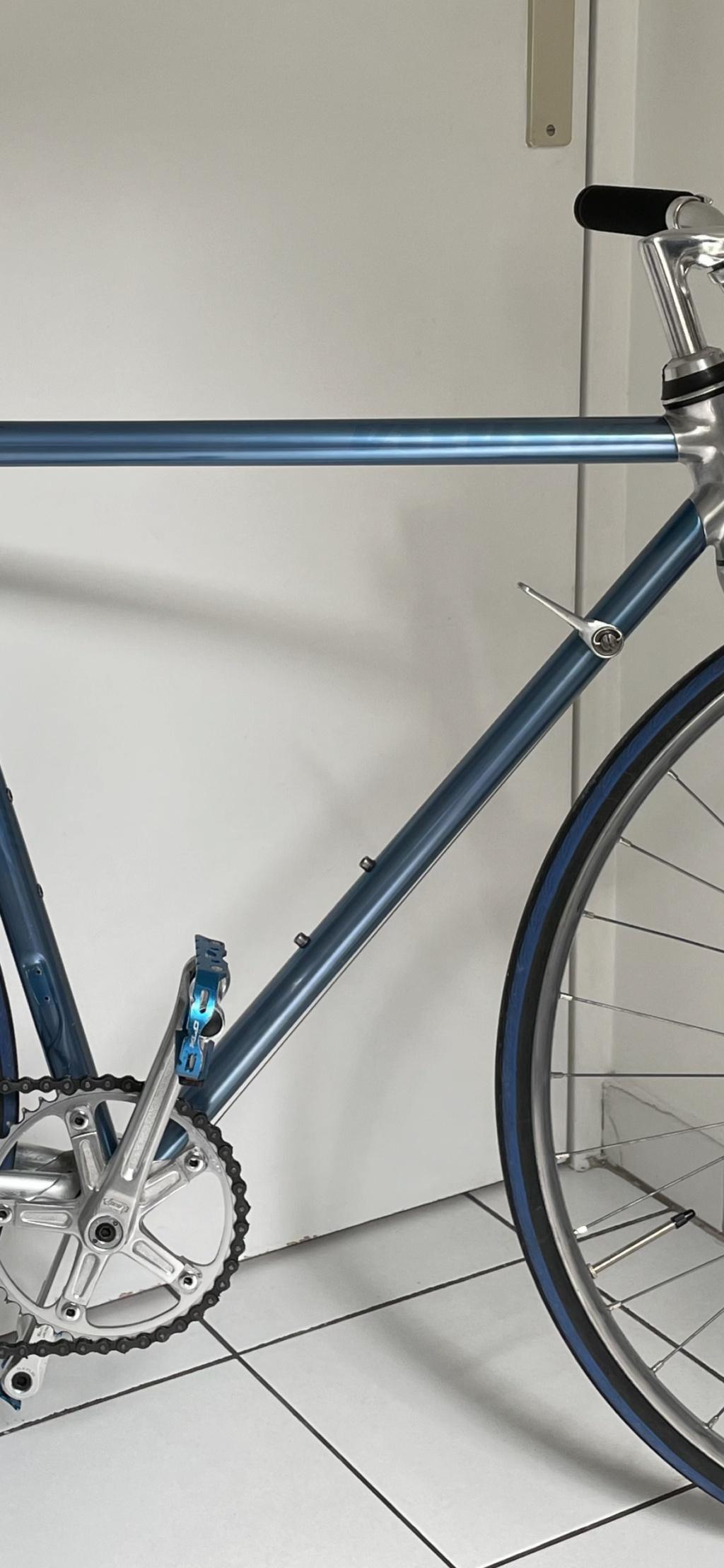 Vitus 992 - Rénovation de la couleur de l'alu anodisée / Résolu 326f7d10