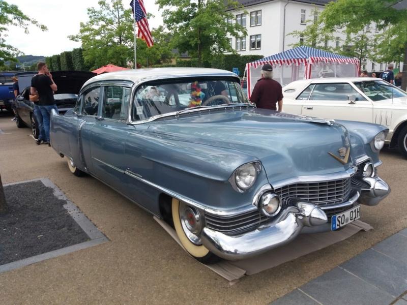 Impressionen historischer US-Cars 20180613