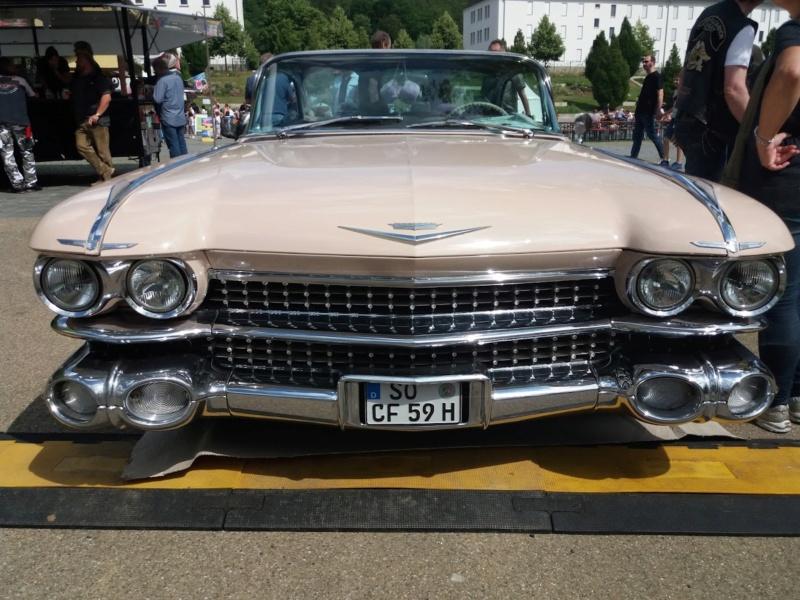 Impressionen historischer US-Cars 20180627