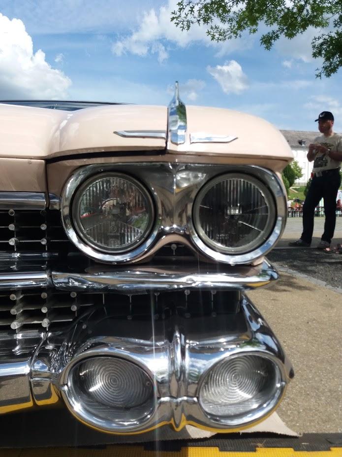Impressionen historischer US-Cars 20180629
