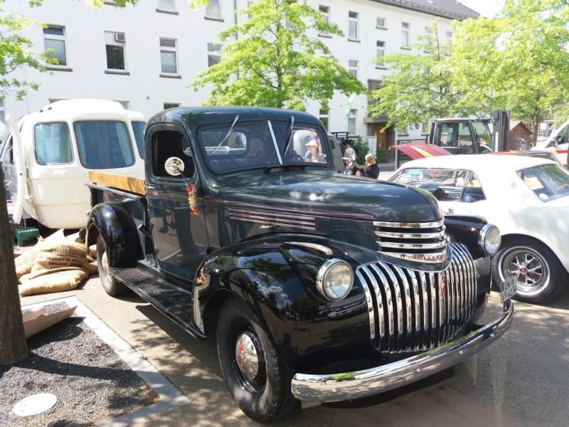 Impressionen historischer US-Cars 20180633