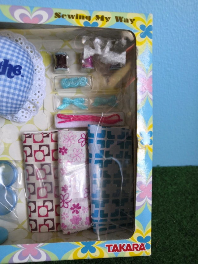 [vente] Mini Blythe Takara japon sewing my way NEUVE Img_2129