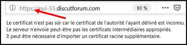 HTTPS 110