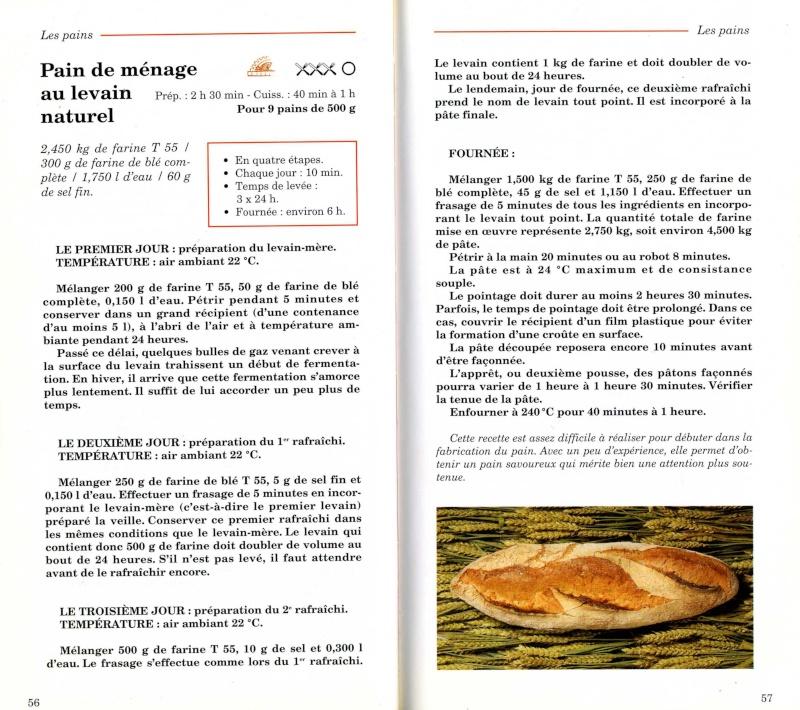 Recette de levain pour le pain Levain10