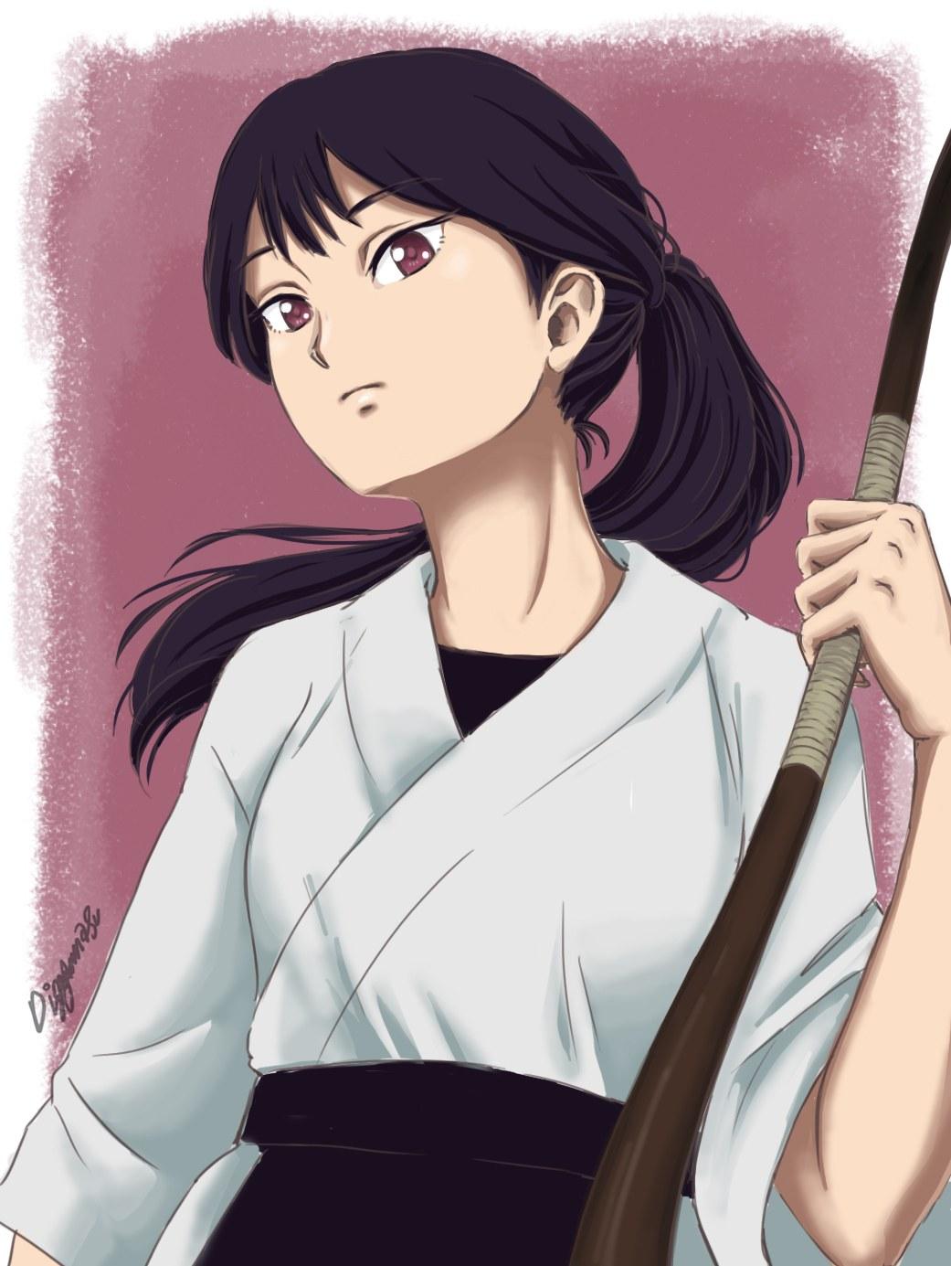 Tsurune - Kazemai High School Japanese Archery Club Tsurun13